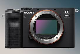 Sony A7C review - preview -