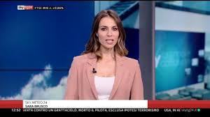 Sara Brusco (Sky Meteo 24) [32]