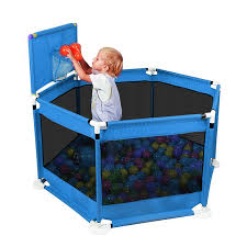 Baby Ball Pool Folding Baby Fence Children S Playpen Outdoor Games Fence Playpen For Baby Comfortable Kids Safety Barrier Pit Baby Playpens Aliexpress