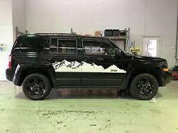 2007 2017 Jeep Patriot Montana Calcomanias Graficos Pegatinas Rayas Ebay