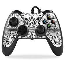 Skin Decal Wrap For Powera Pro Ex Xbox One Controller Absent Mind Walmart Com Walmart Com