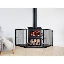 scandia corner heater guard large
