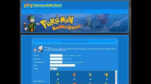 Pokemon Browser game - YouTube