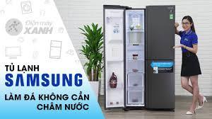 Tủ lạnh Samsung RS65R5691B4/SV giá tốt, có trả góp