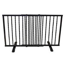 Cardinal Gates 15 Ft L X 36 In H Clear Solid Plastic Outdoor Deck Shield For Pet Safety Ds15 Clrp The Home Depot
