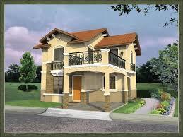 residential simple mediterranean house