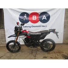 kawasaki dditracker x 150 motor bekas