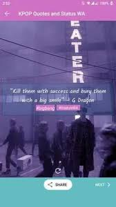 kpop quotes wa and hd apkonline