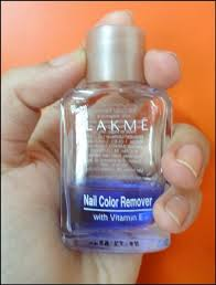 lakme nail colour remover review