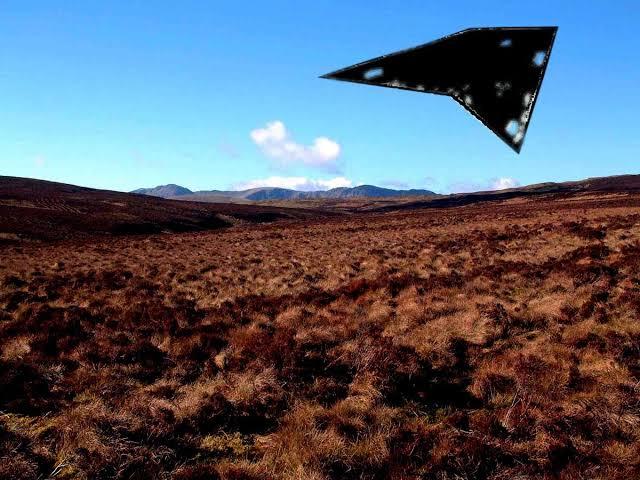 """Berwyn Mountain UFO mystery"""""""