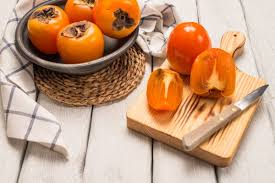 how to eat a persimmon the clueless