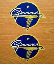 Vintage Logo Grumman Boat Canoe Eagle 6 Vinyl Sticker Decal Camping Fishing For Sale Online Ebay