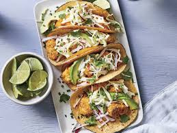 Easy Catfish Tacos Recipe