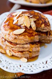 whole wheat oatmeal pancakes sally s