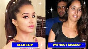 bollywood actress looks without makeup