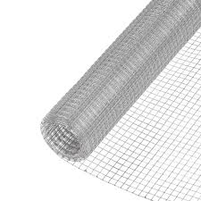 Everbilt 1 4 In X 2 Ft X 25 Ft 23 Gauge Galvanized Steel Hardware Cloth 308212eb The Home Depot In 2020 Hardware Cloth Steel Hardware Galvanized Steel