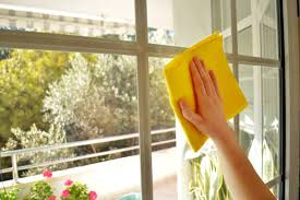 cleaning windows without streaks