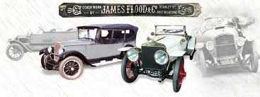 James Flood and Co History