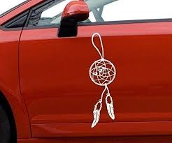 Car Decal Indian America Dream Catcher S Buy Online In Bosnia And Herzegovina At Desertcart