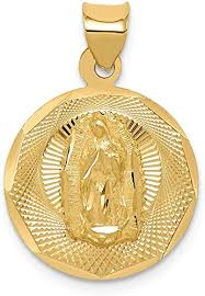 com 14k yellow gold lady of