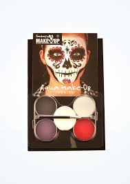 day of the dead make up kit move