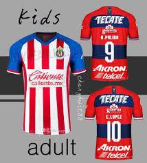 2020 2019 guadalajara chivas soccer