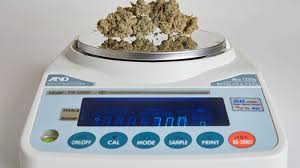 a guide to weed merements weights