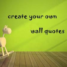 Design Your Own Removable Wall Stickers Customize Vinyl Decal Quotes Art Uk Picture Vamosrayos