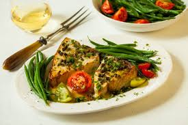 Recipe for broiled swordfish with lemon ...