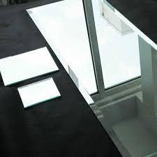 saint gobain beveled edge glass mirror