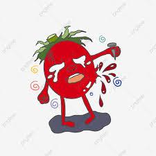 يبكي التعبير مضحك التوضيح البكاء تعبير الأظافر أحمر Png وملف
