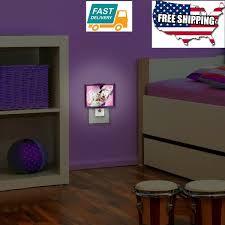 New Home Room Kids Disney Minnie S Toy Bowtique Wraparound Led Lamp Night Light