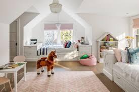 Sweet Oaks Farm Girls Room Farmhouse Kids Boston By Lda Architecture Interiors