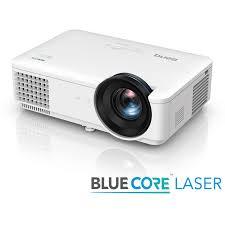 interactive short throw laser projector