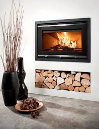 wood burning fireplace insert uniq 32