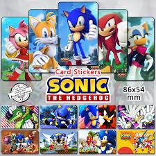 Car Truck Parts Knuckles Sonic The Hedgehog Car Window Decal Sticker Moonnepal Com