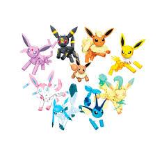 Mega Construx Pokemon Every Eevee Evolution! giá tốt nhất 2020 ...