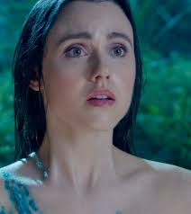 The Little Mermaid live action with Poppy Drayton
