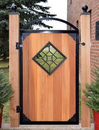 Square Decorative Gate Fence Insert Acw54 Cast Aluminum Etsy In 2020 Gate Decoration Wooden Garden Gate Fence Gate Design