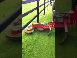 Under Fence Mowers