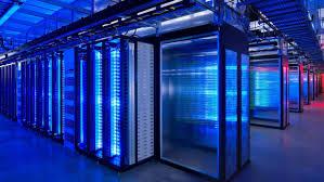 science puters server data center