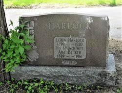 Ada Becker Harlock (1889-1961) - Find A Grave Memorial