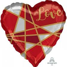 love stained glass pattern heart sh