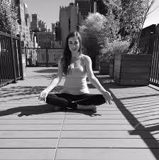 yoga & meditation — Hillary Wright
