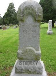 Simon Jackson Stookey (1827-1872) - Find A Grave Memorial