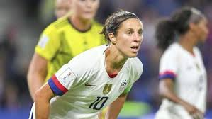 Carli Lloyd serious about pursuing NFL kicking job in 2020: 'I know that I  can do it' | Fox News