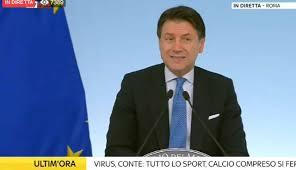 """Coronavirus, messaggio di Conte all'Italia: """"ora cambia tutto, non ..."""