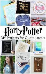 more magical harry potter projects rae gun ramblings