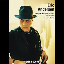 Eric Andersen - Mingle With The Universe: The Worlds Of Lord Byron - MEYER  RECORDS LP Grooves Inc.
