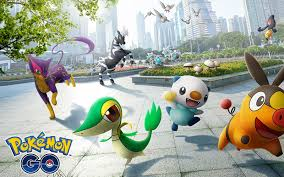 Pokemon GO welcomes the fifth generation of pocket monsters in new ...